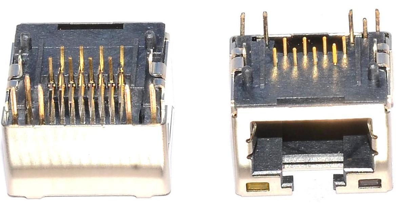 Разъем RJ-45 для ноутбука тип 11
