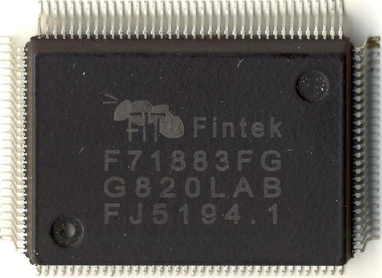 Fintek F71883FG