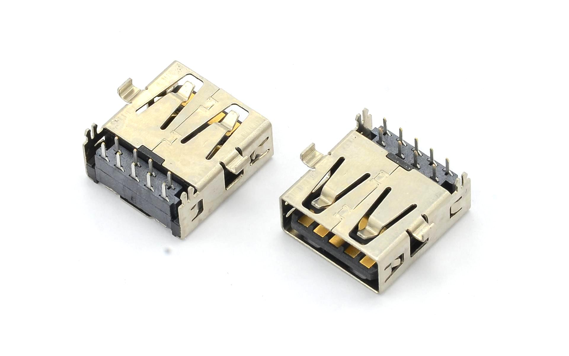 Разъем USB 3.0 для ноутбука тип 36