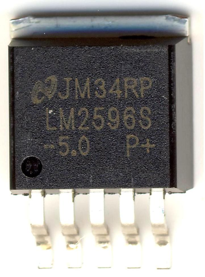 LM2596S-5.0