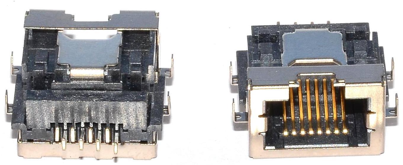 Разъем RJ-45 для ноутбука тип 5