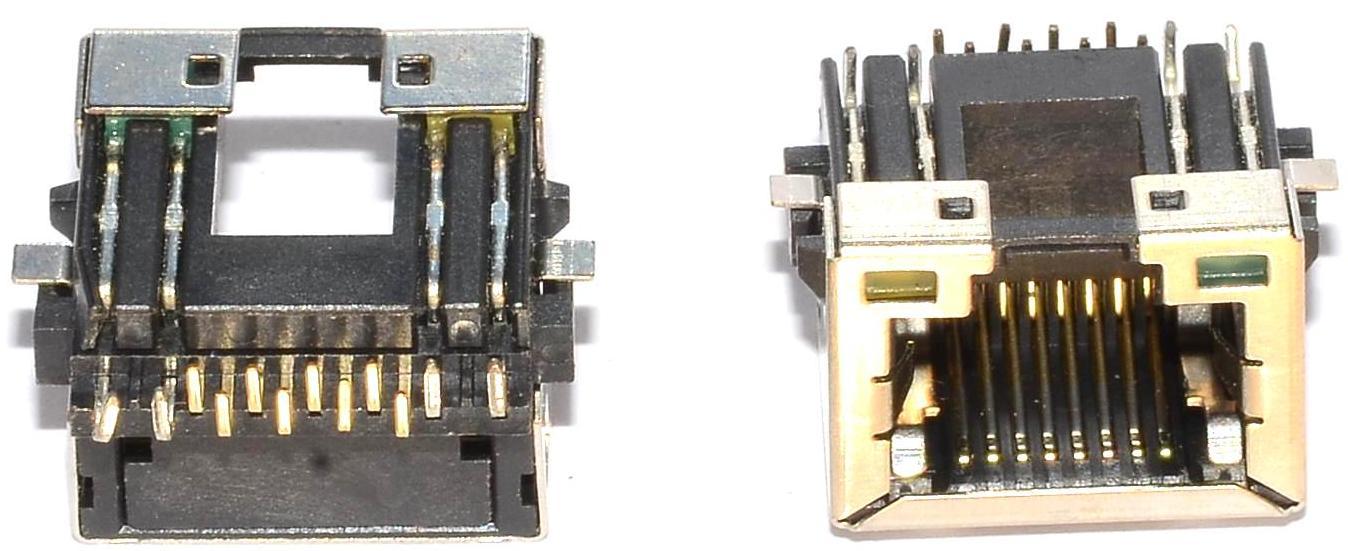 Разъем RJ-45 для ноутбука тип 33