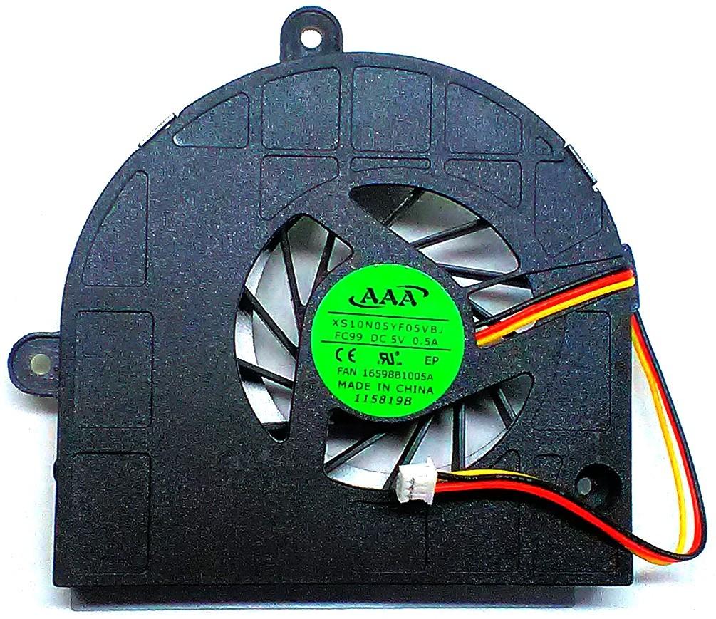 Кулер для ноутбука Asus A73BE