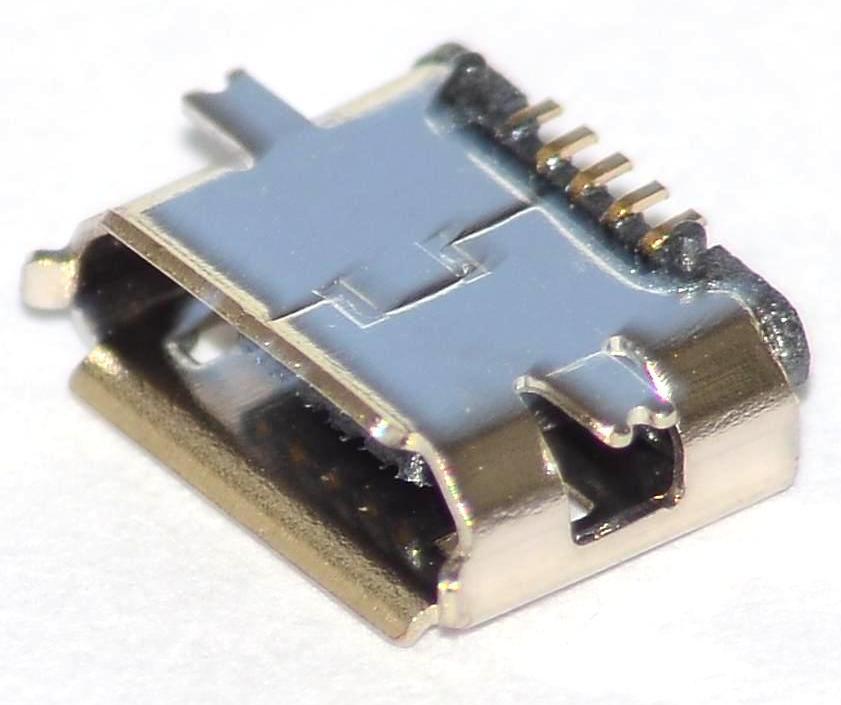 Разъем mini USB D5