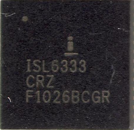 ISL6333CRZ