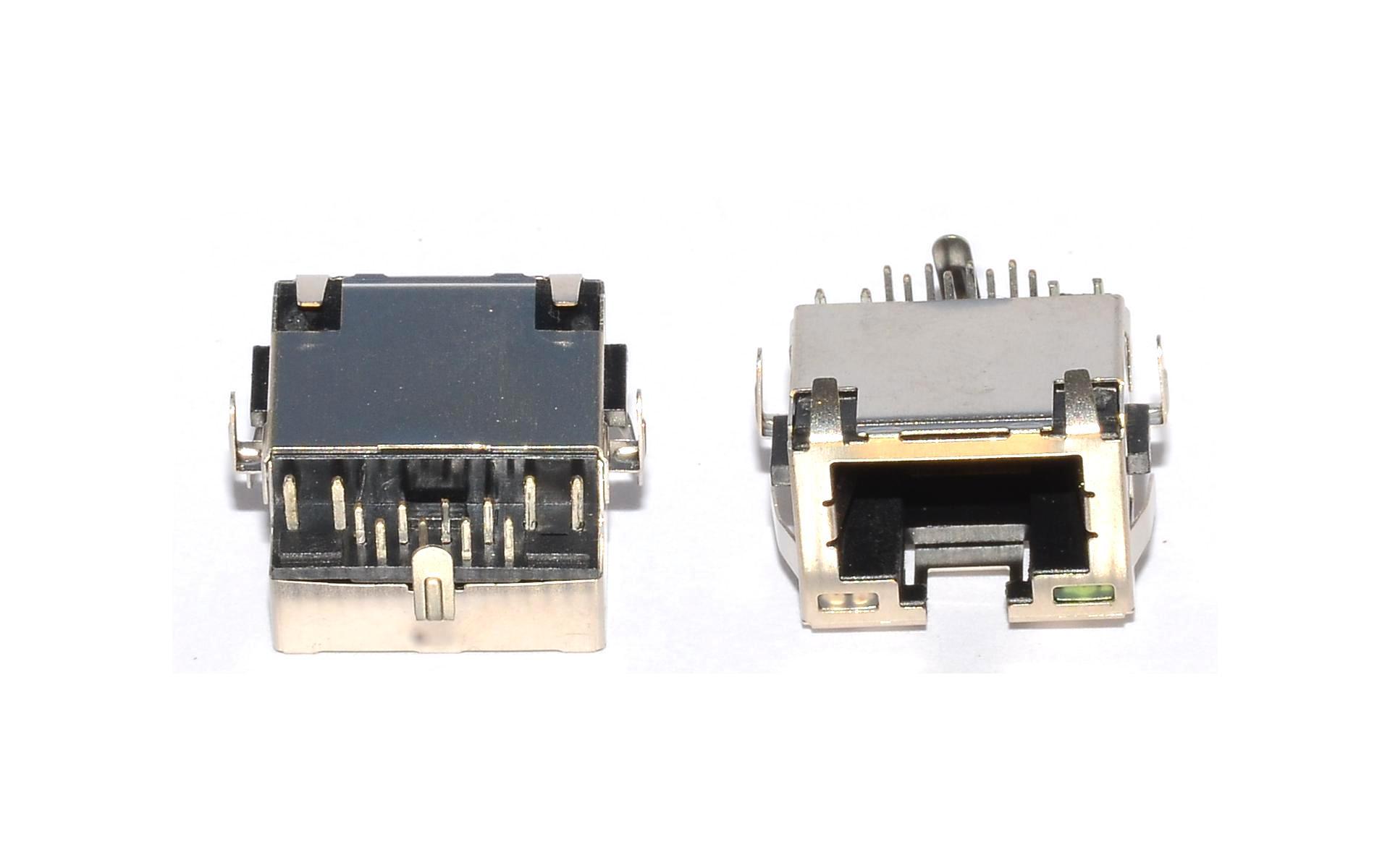 Разъем RJ-45 для ноутбука тип 6