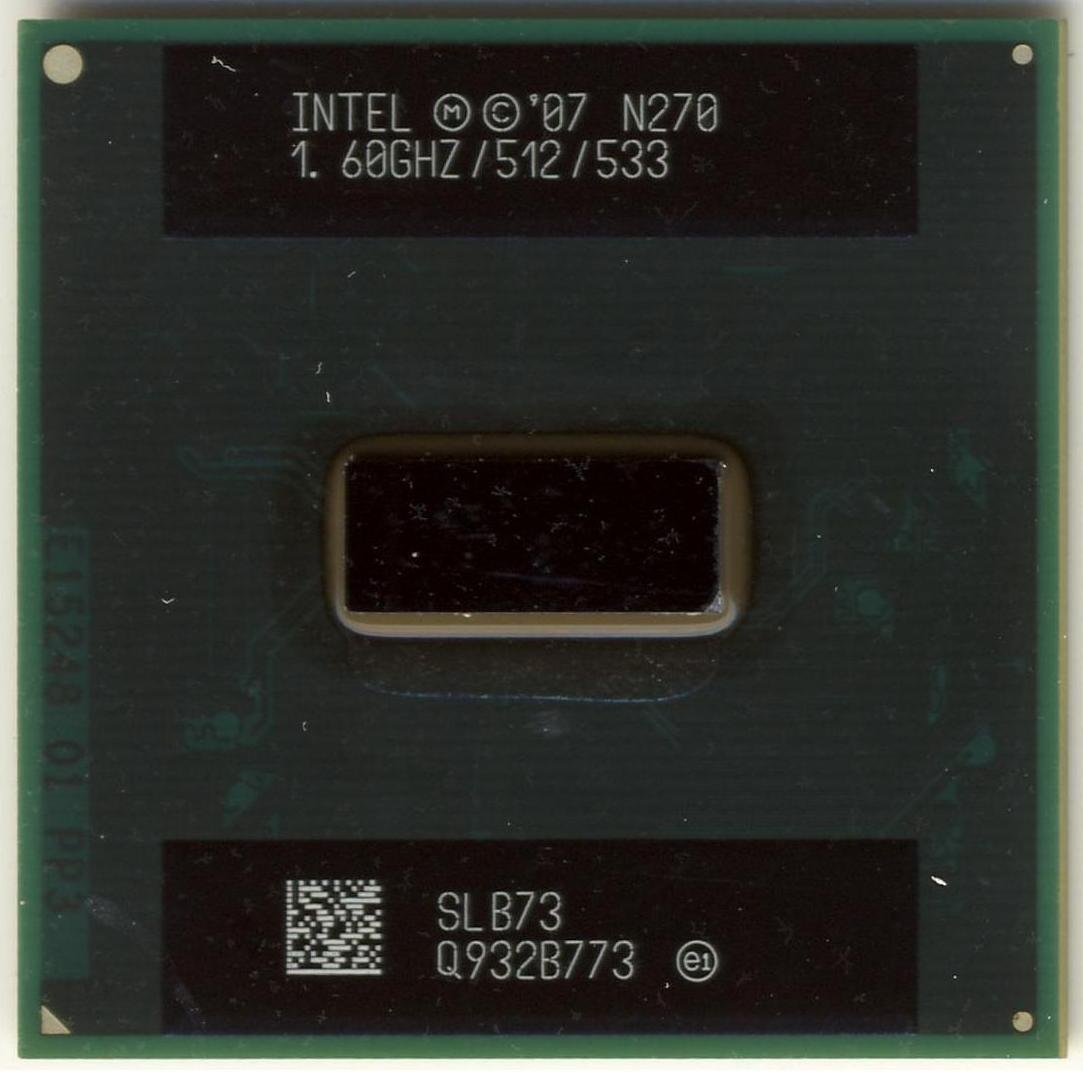 Intel Atom N450