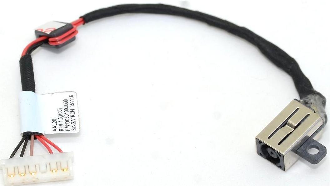 Разъем питания для ноутбука Dell Inspiron 15-5558
