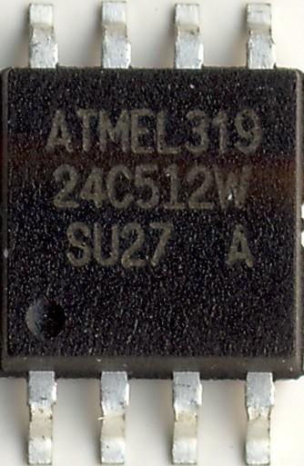 ATMEL25F512