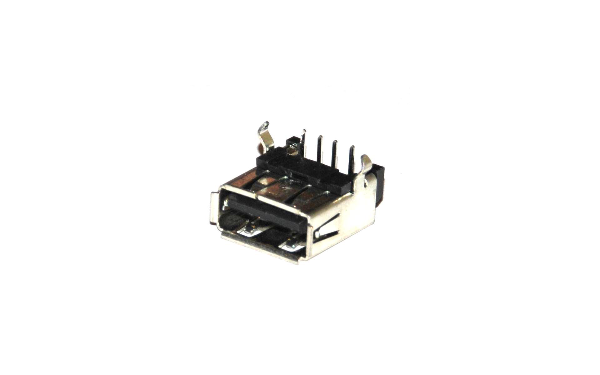 Разъем USB 2.0 для ноутбука одинарный тип 12