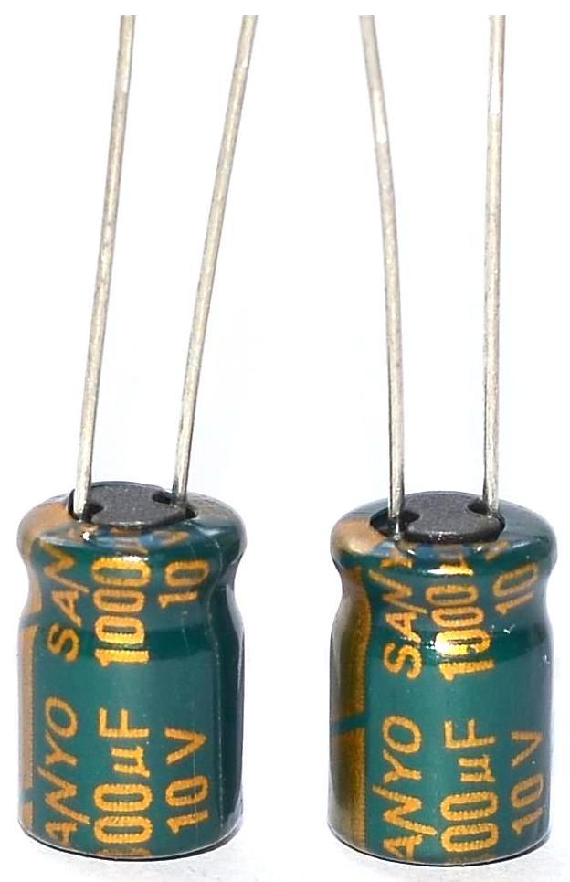 Кое-что о взаимозаменяемости электролитических конденсаторов 83