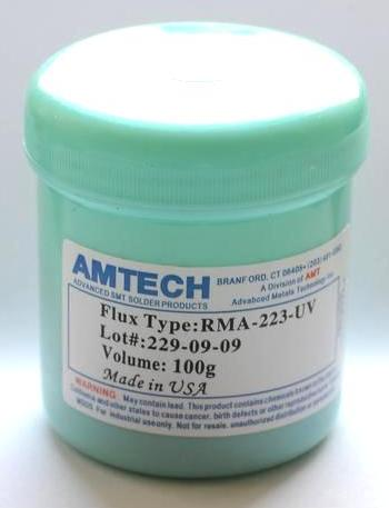 Флюс BGA AMTECH RMA-223-UV 100ml