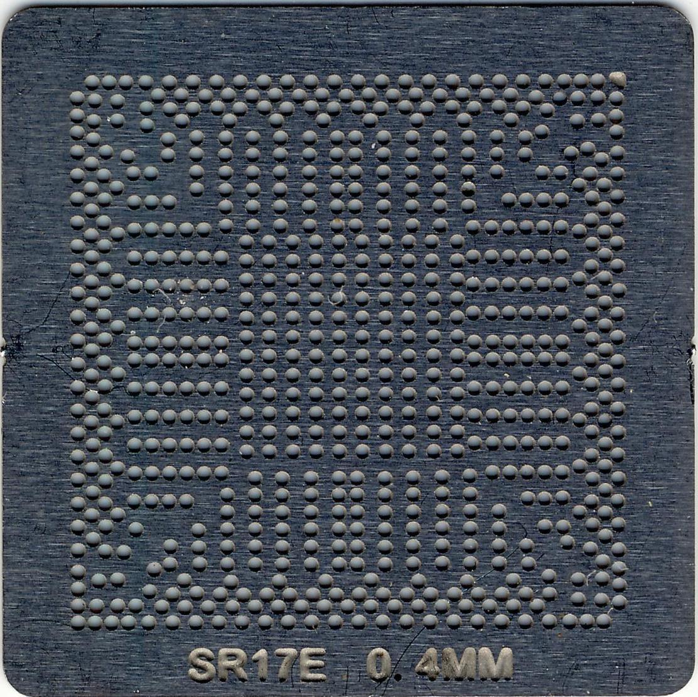 Трафарет BGA DH82HM86 DH82HM87 DH82QM87