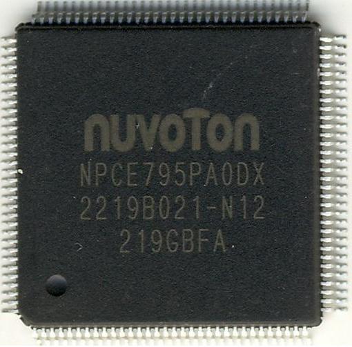 NPCE795PAODX  (NPCE795PA0DX)