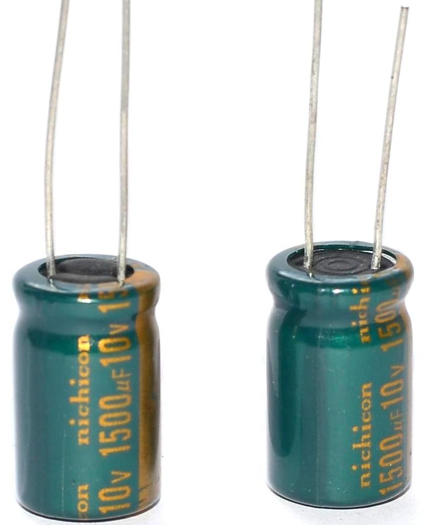 Кое-что о взаимозаменяемости электролитических конденсаторов 71