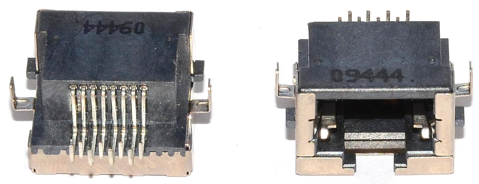Разъем RJ-45 для ноутбука тип 36