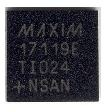 MAX17119ETI