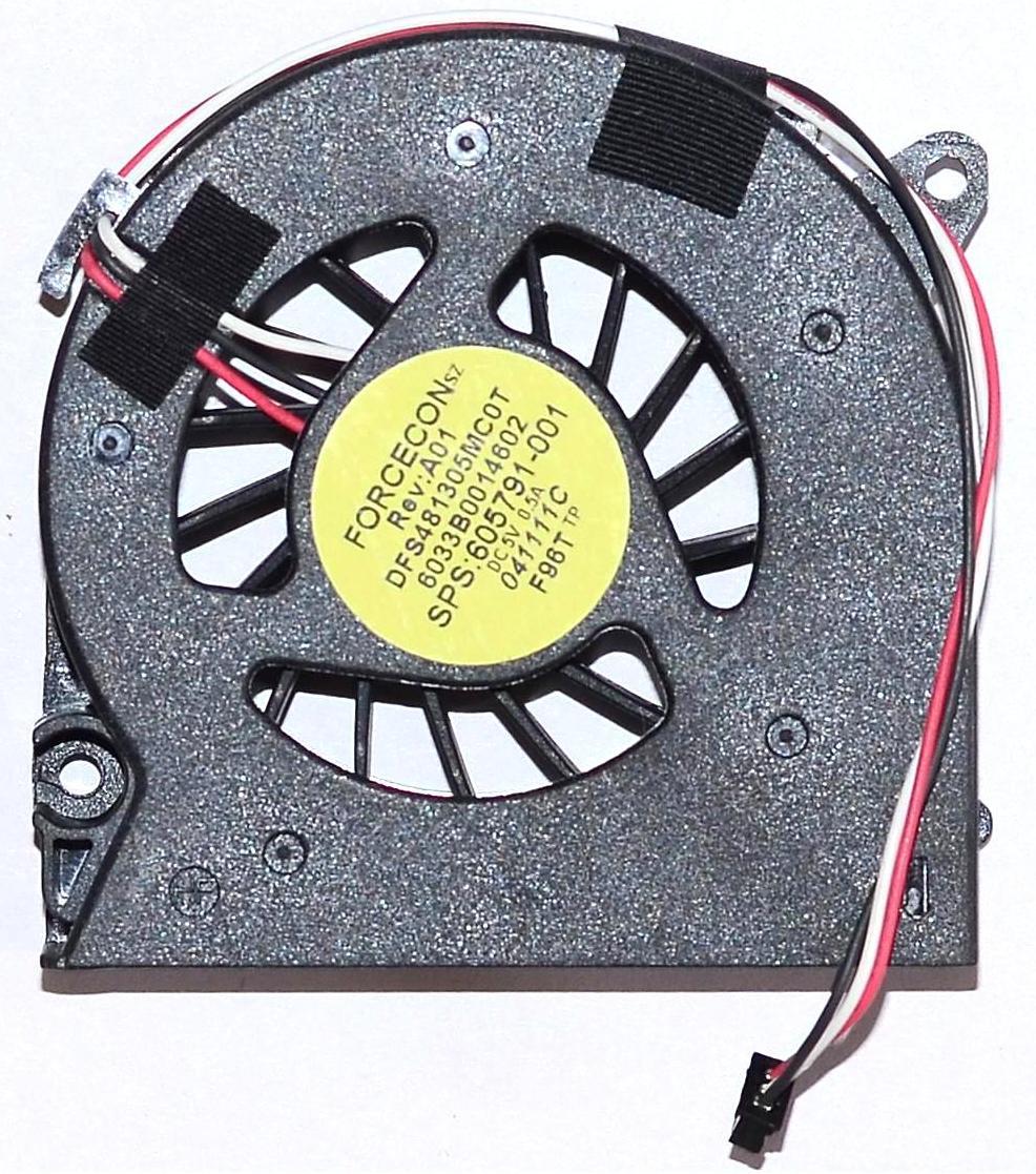 6033B0019801 - кулер для ноутбука HP