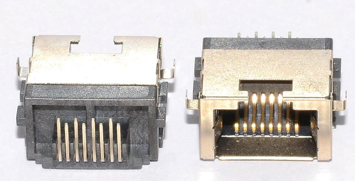 Разъем RJ-45 для ноутбука тип 18