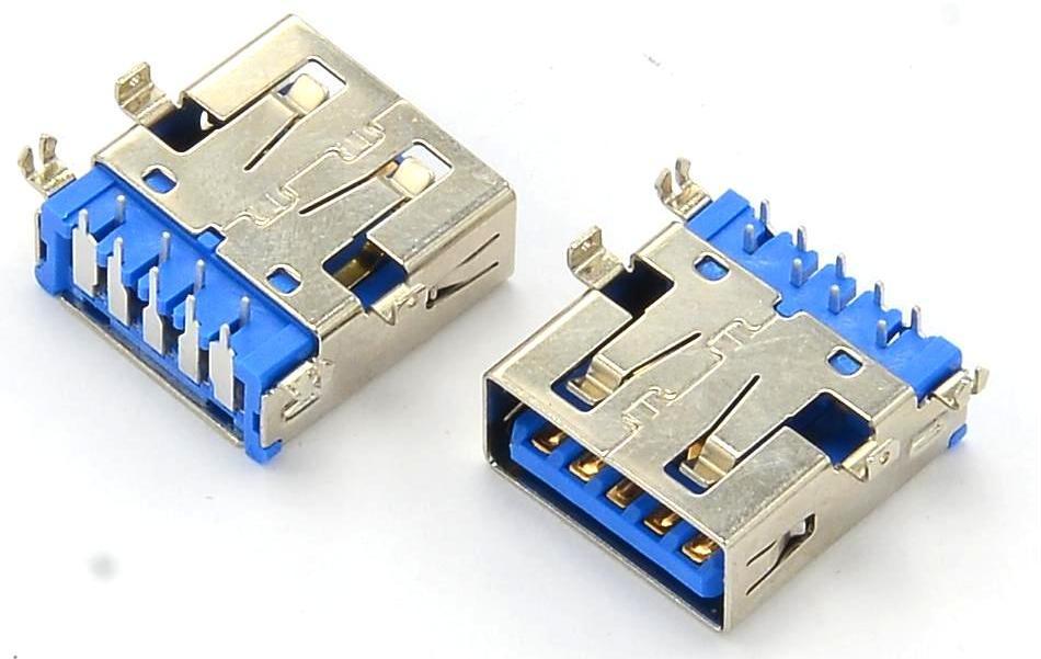 Разъем USB 3.0 для ноутбука тип 20
