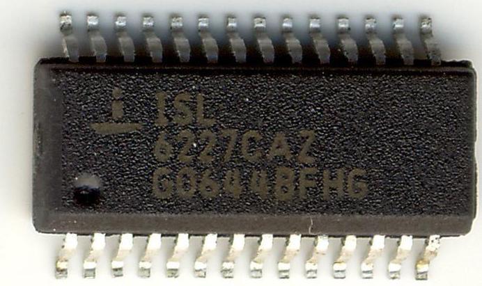 ISL6227CAZ