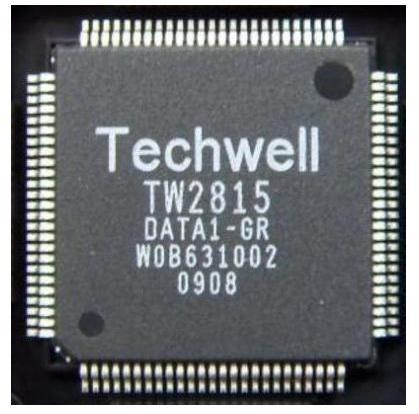 Микросхема INTERSIL TW2865