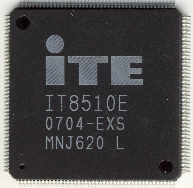 IT8510E Микросхема ITE