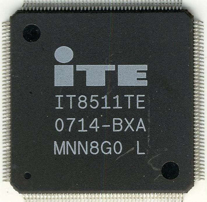 IT8511TE Микросхема ITE