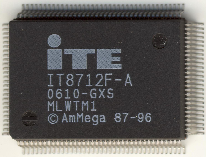 IT8712F-A Микросхема ITE
