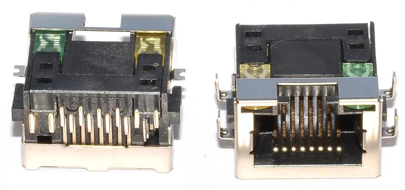 Разъем RJ-45 для ноутбука тип 34