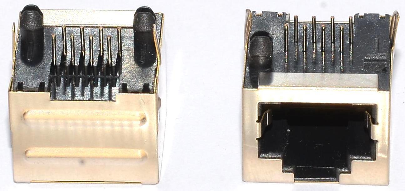 Разъем RJ-45 для ноутбука тип 16