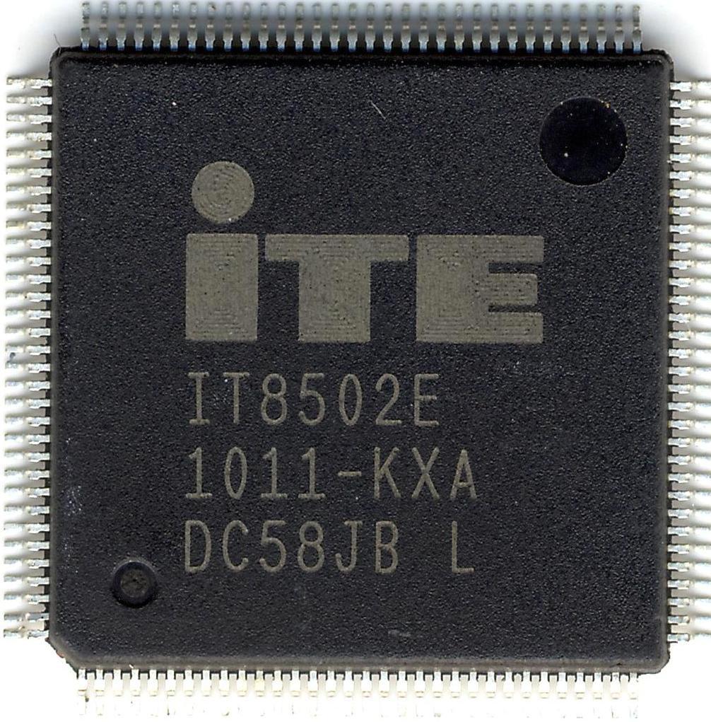 IT8502E Микросхема ITE