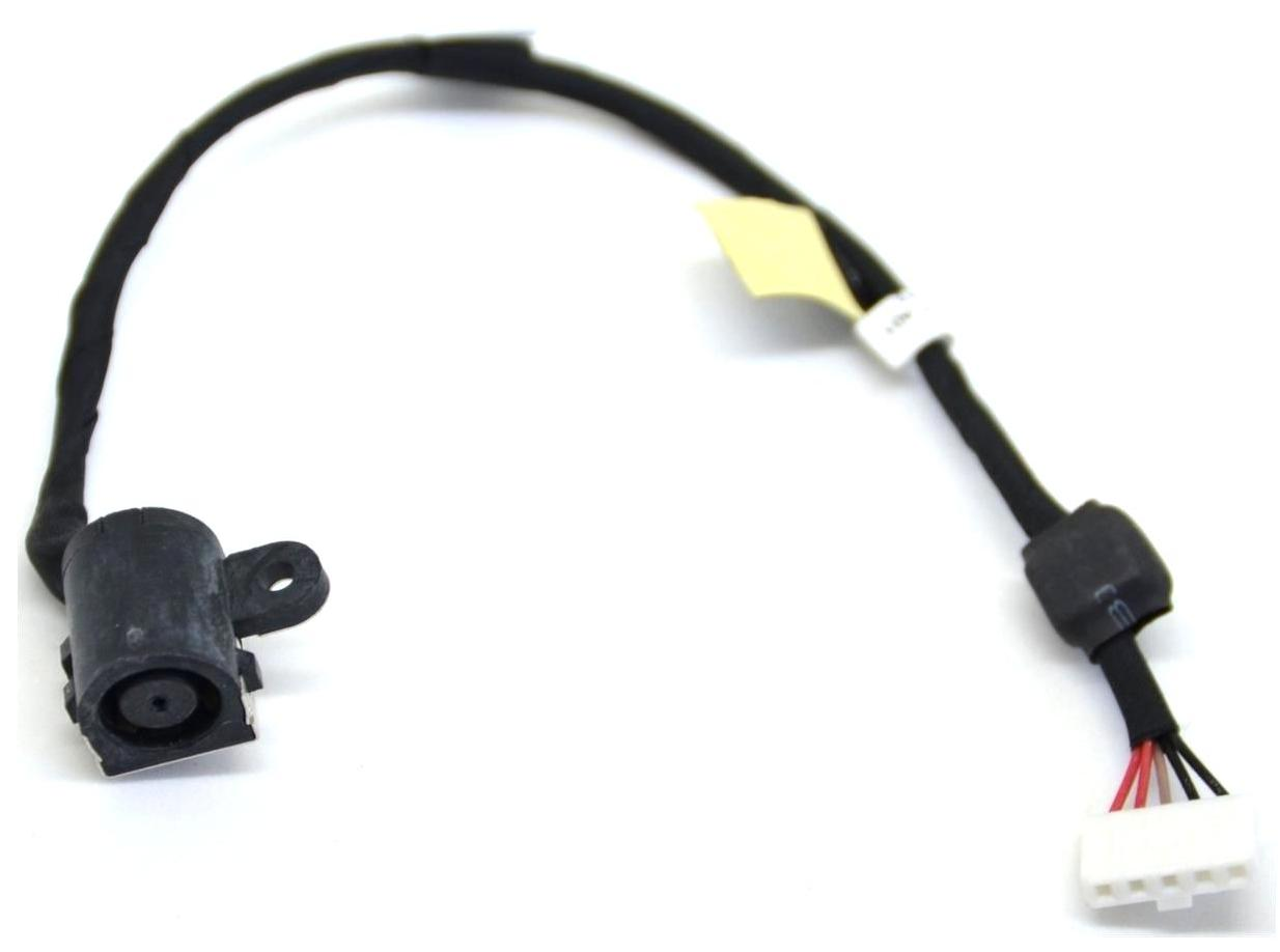 Разъем питания Dell 15-7000 P36F со шлейфом