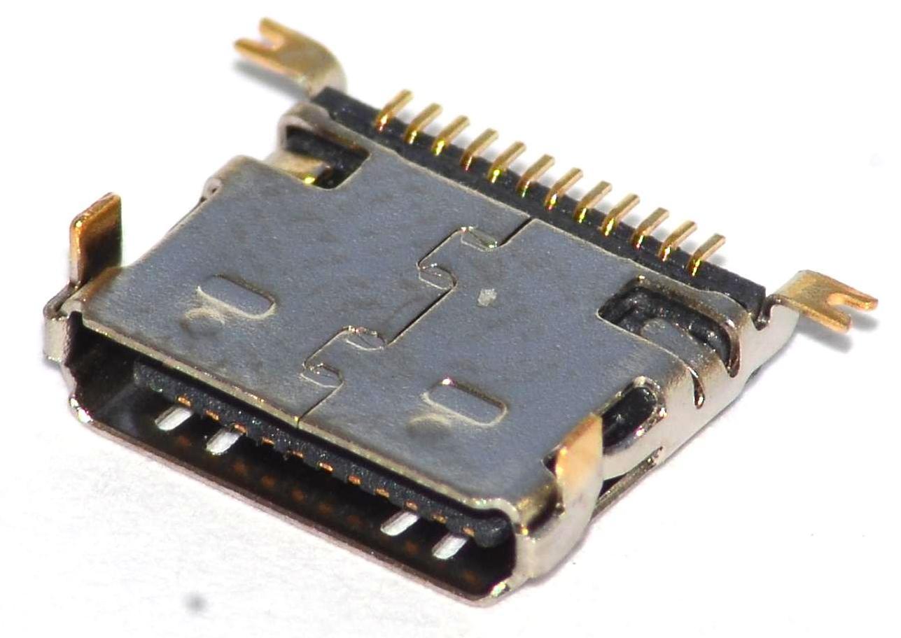 Разъем mini USB D25