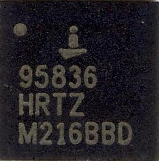 ISL95836HRTZ