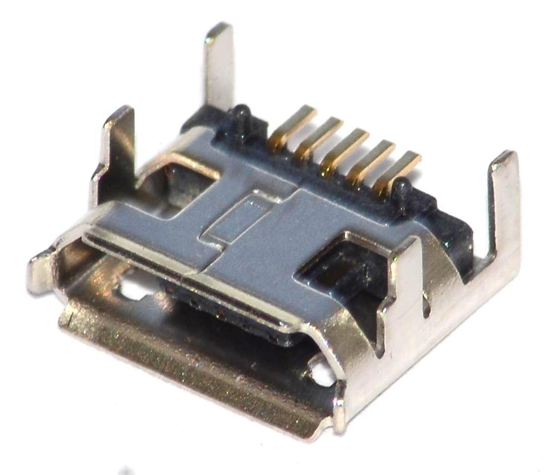 Разъем micro USB D17
