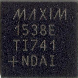 MAX1538ETI