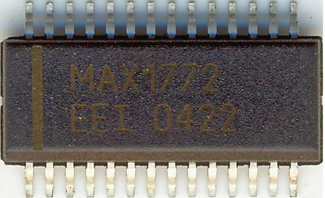 MAX1772EEI