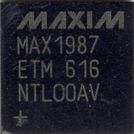 MAX1987ETM