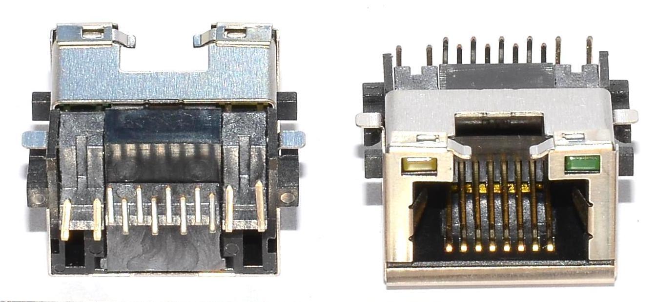 Разъем RJ-45 для ноутбука тип 26