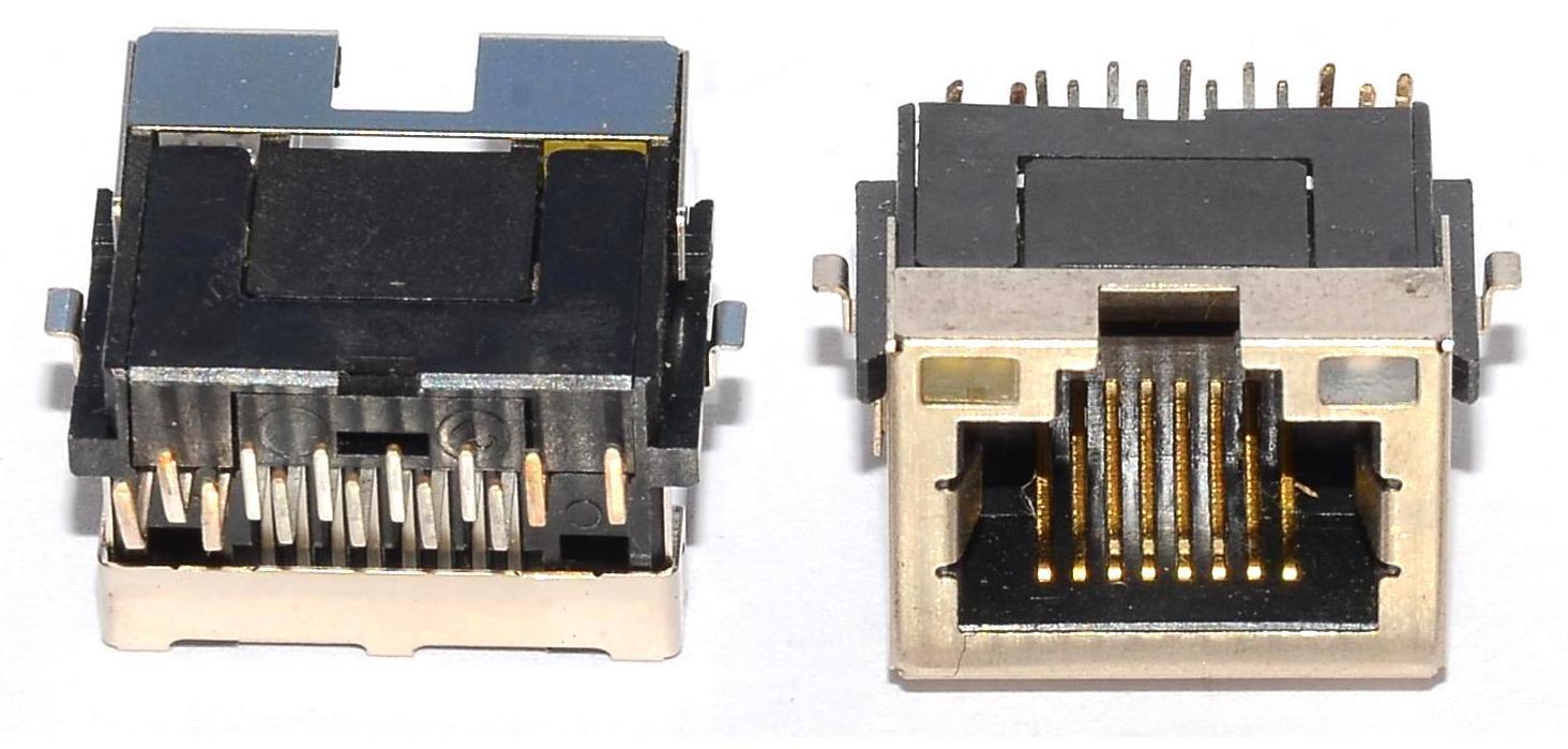 Разъем RJ-45 для ноутбука тип 2