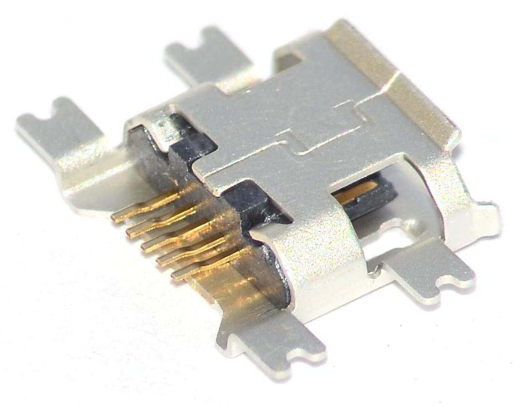 Разъем mini USB D6