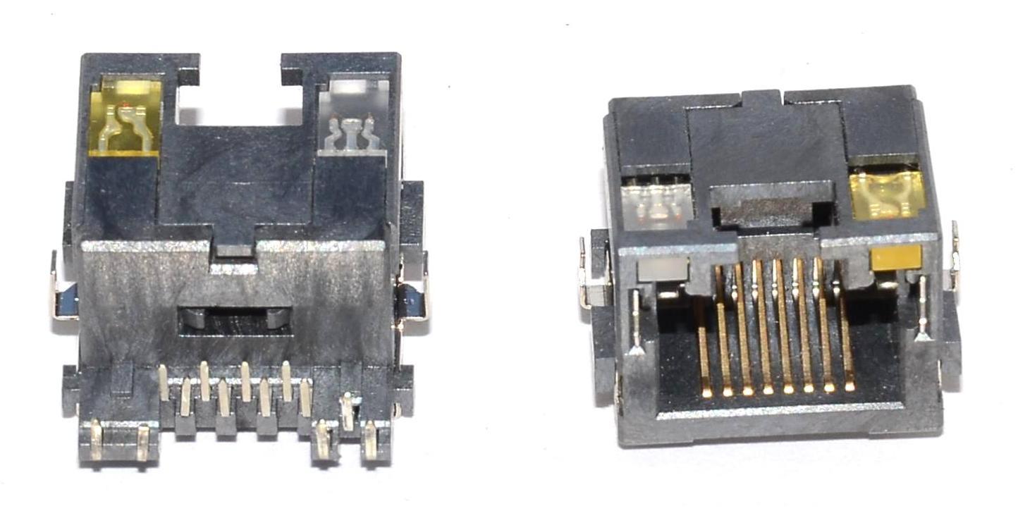 Разъем RJ-45 для ноутбука тип 7