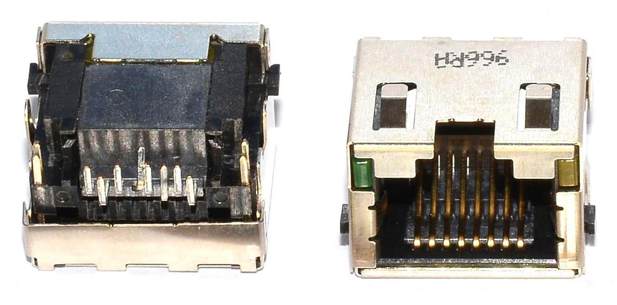 Разъем RJ-45 для ноутбука тип 19