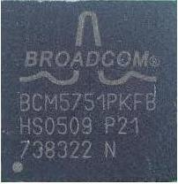 Микросхема BROADCOM BCM5751