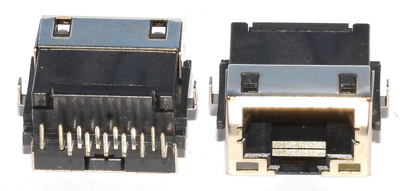 Разъем RJ-45 для ноутбука тип 41