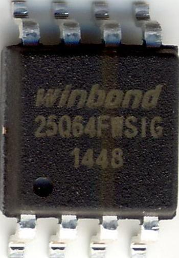 W25Q64FW
