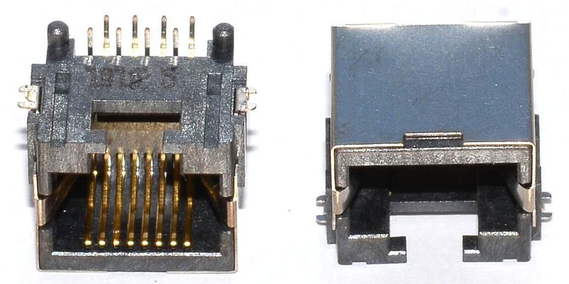 Разъем RJ-45 для ноутбука тип 30