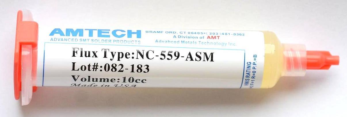 Флюс BGA AMTECH NC-559 10 ml