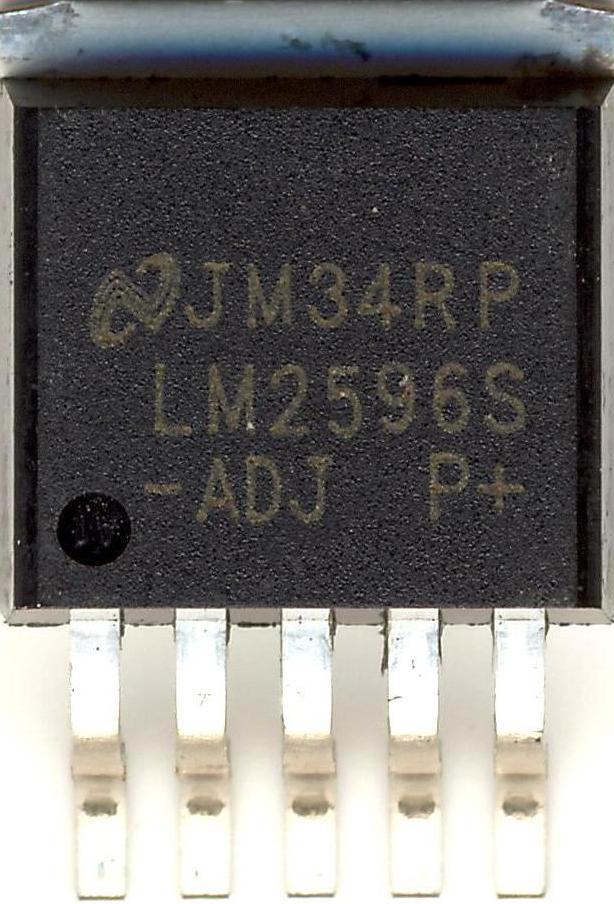 LM2596S-ADJ